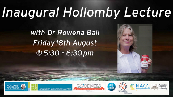 Hollomby Lecture banner