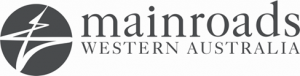 Main Roads logo