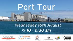 Secret Spaces - Port Tour banner
