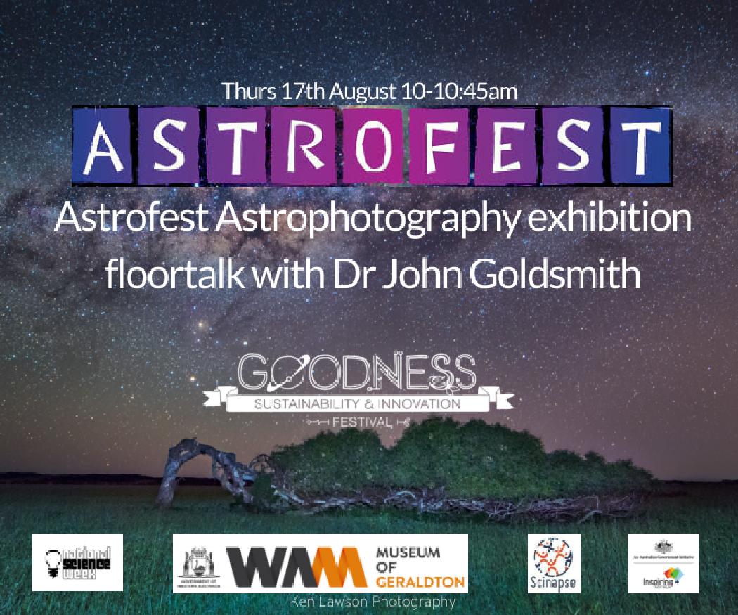 Astro floortalk banner